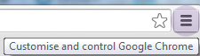 Customise and Control Google Chrome
